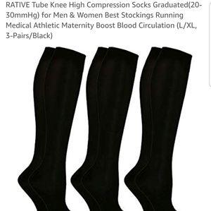 New Rative Graduated Compression Socks 20-30mmHg